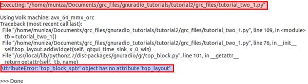 Guided Tutorial GRC - GNU Radio